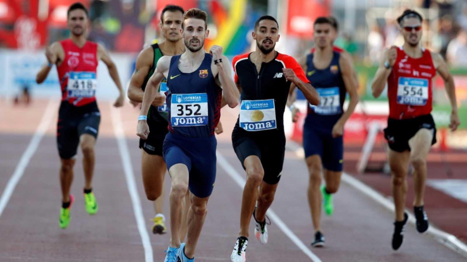Atletismo - Campeonato de España Absoluto 2ª jornada (2) - ver ahora
