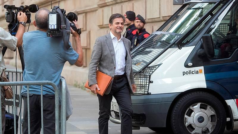 Oriol Pujol acepta dos años y medio de cárcel por el caso de las ITV