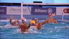 Waterpolo - Campeonato de Europa Masculino 1/4 Final: España - Grecia
