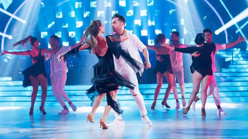 """Bailando con las estrellas - David Bustamante y Yana bailan """"The Phoenix"""""""