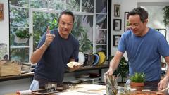 Torres en la cocina - Empanada de zorza y filloas de queso y lacón