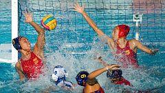 Waterpolo - Campeonato de Europa Femenino 2ª Semifinal: Grecia - España