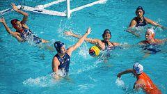 Waterpolo - Campeonato de Europa Femenino 1ª Semifinal: Holanda - Hungria