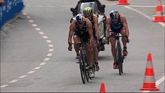 Triatlón - ITU World Series. Prueba Hamburgo (Alemania). Resumen