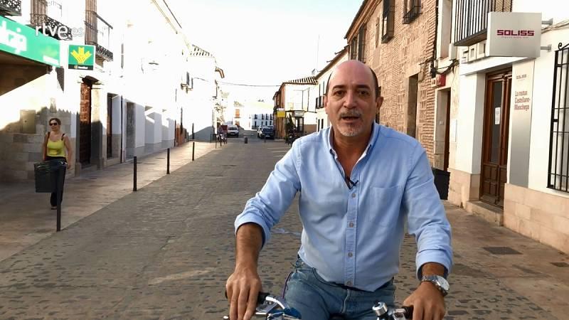 Festival de Almagro 2018 - Bicicletas Almagro