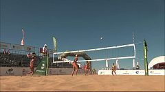 Voley playa - Madison Beach Volley Tour 2018, desde Ayamonte. Resumen