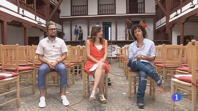 """Desde Colombia: """"Quijote, espejo del hombre""""."""