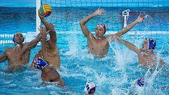 Waterpolo - Campeonato de Europa Masculino 1ª Semifinal: Serbia - Croacia