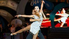 Campeonato de España de Baile Deportivo Latino. Ourense. Junio 2018