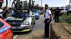 Tour 2018 | La determinante labor de la Gendarmerie en el Tour
