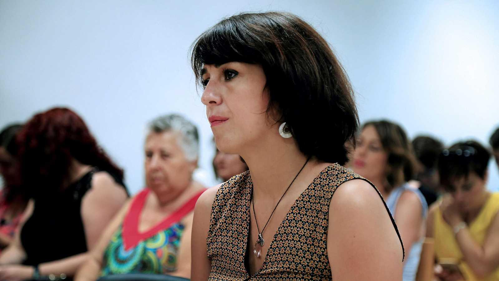 Juana Rivas, condenada a cinco años de cárcel por la sustracción de sus dos hijos