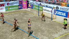 Balonmano Playa - Arena Handball Tour 4. Final Femenina desde Valencia