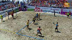 Balonmano Playa - Arena Handball Tour 4. Final Masculina desde Valencia