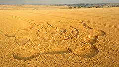 El documental - Huellas terrestres vistas desde el cielo: El misterio de los círculos de cosecha