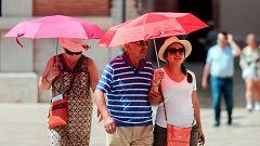 La primera ola de calor del verano llega a partir del miércoles
