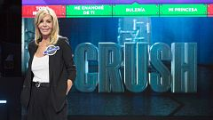 Crush - Bibiana Fernández elimina a todo el equipo morado