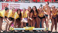 Balonmano Playa - Arena Handball Tour 4 desde Valencia Resumen