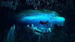 Grandes documentales - Bahamas azules: Cuevas