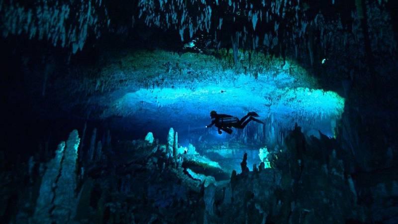 Grandes documentales - Bahamas azules: Cuevas - ver ahora