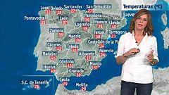 Temperaturas de 40 grados o más en el centro y sur del país