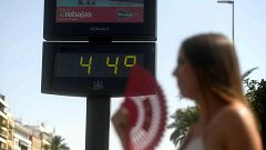 En alerta en 39 provincias de todo el país por temperaturas de entre 36 y 44 grados