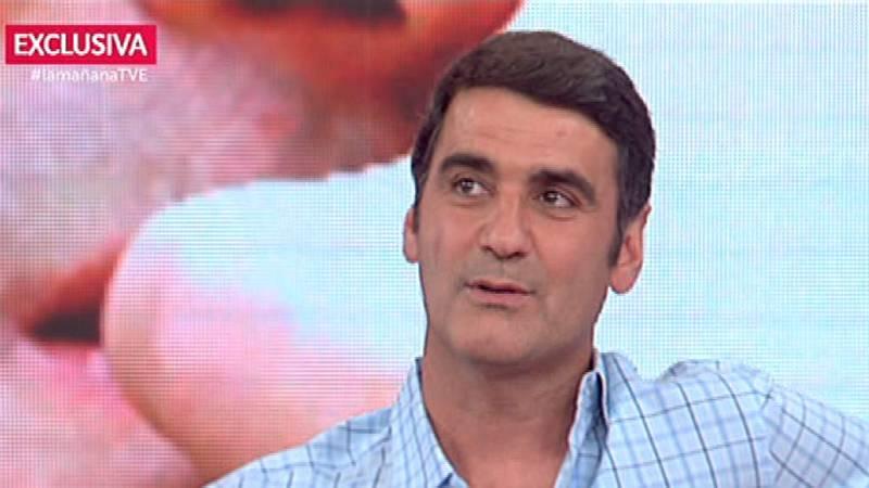 """Jesulín de Ubrique, en exclusiva en TVE: """"No tengo cariño a lo material"""""""