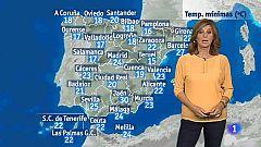 El tiempo en Galicia - 02/08/18