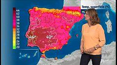El tiempo en la Comunidad Valenciana - 02/08/18