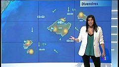 El temps a les Illes Balears - 02/08/18