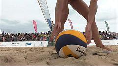 Voley playa - Madison Beach Volley Tour 2018 desde Laredo. Resumen