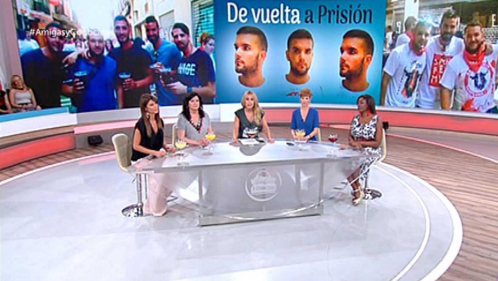 Amigas y conocidas - 03/08/18 - ver ahora