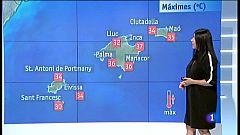 El temps a les Illes Balears - 03/08/18
