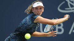 Tenis - WTA Torneo San José (EEUU) 1/4 Final : J. Konta - E. Mertens