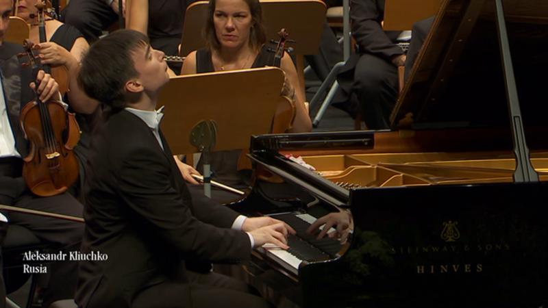 Concurso internacional de Piano Paloma O'Shea - Final 1 - ver ahora