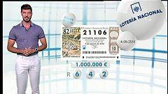 Lotería Nacional - 04/08/18