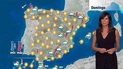 Suben las temperaturas en Galicia y Canarias y bajan en Andalucía, aunque seguirán siendo altas