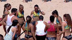 Balonmano Playa - Campeonato de España Final Femenina