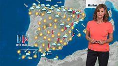 El tiempo en la Comunidad Valenciana - 06/08/18