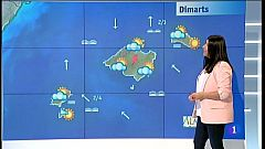 El temps a les Illes Balears - 06/08/18