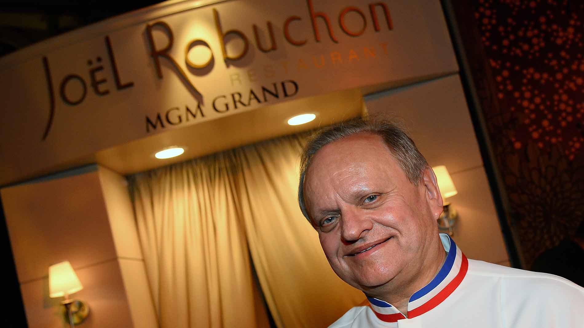Muere Joel Robuchon, el cocinero con más estrellas Michelín del mundo