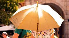 Las provincias llegan a 20 grados en riesgo por calor, tormentas y lluvias