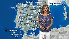 El Tiempo en Extremadura - 07/08/18