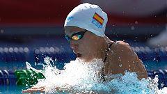 Jessica Vall, plata en los 200 braza con Marina García cuarta