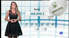 Bonoloto + EuroMillones - 07/08/18