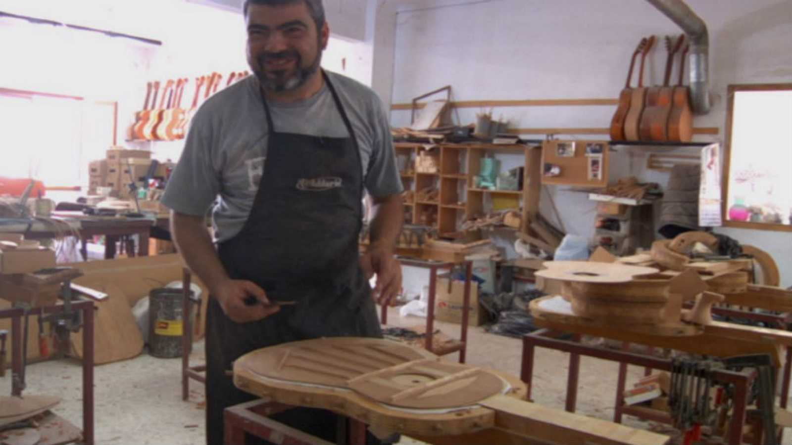 Valeriano Bernal, guitarrero de corazón
