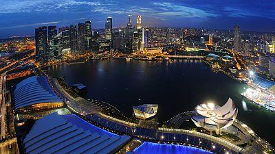 Paraísos cercanos - Singapur, el león de Asia - ver ahora