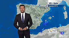 El tiempo en Aragón-09/08/18