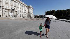 El Tiempo en la Comunidad de Madrid - 09/08/18