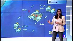 El temps a les Illes Balears - 09/08/18