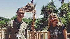 Aquí la tierra - Entre tortugas, jirafas y otros animales exóticos